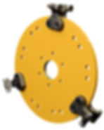 1625-Non-Counterbalance-Holes-Wheel-stoc