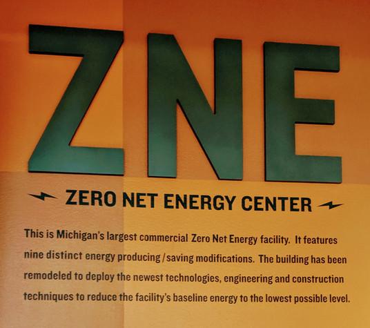 IBEW LOCAL 58 DETROIT - ZERO NET ENERGY CENTER