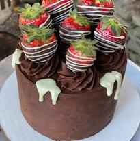 Chocolate and Strawberries
