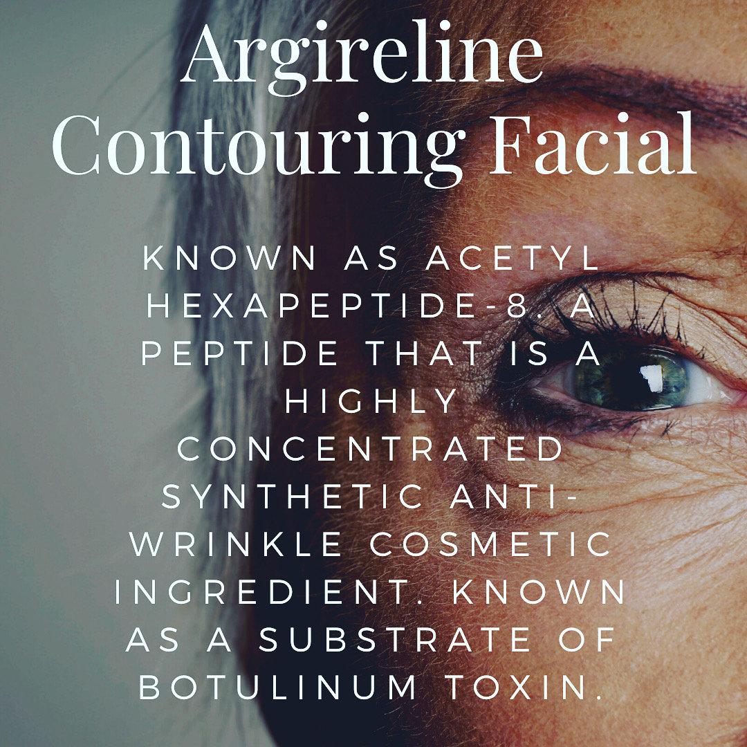 Argireline Intensive Wrinkle Contouring