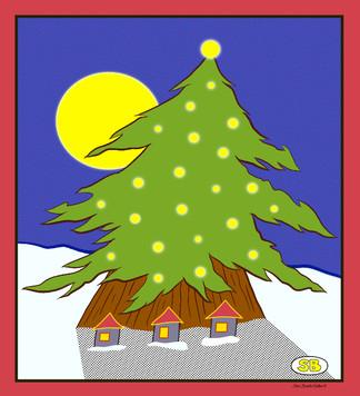 The Great Cedar