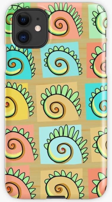 """""""Fernishness Bold"""" Iphone case"""