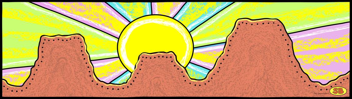 """""""Mesa Sunrise"""""""