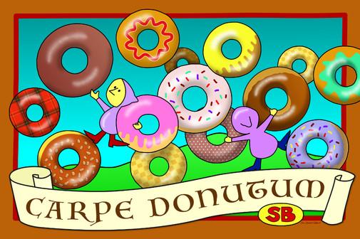 """""""Carpe Donutum"""""""