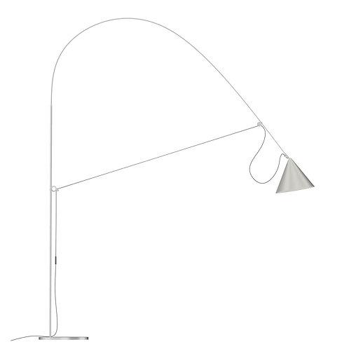 AYNO floorlamp – XL   seidengrau