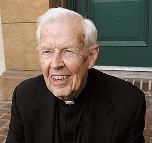 Photo of Bishop Francis Quinn