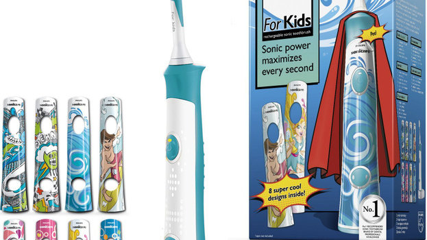 Philips Sonicare for kids (From 4 years+)