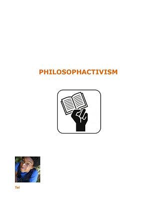 Philosophactivism volume 1