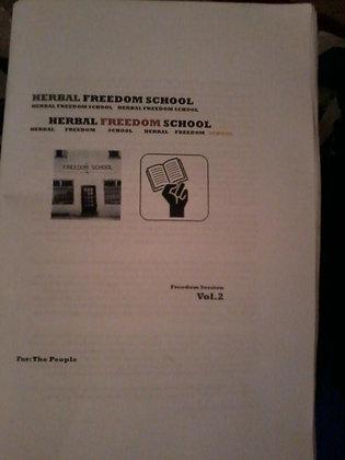 Herbal Freedom School volume 2