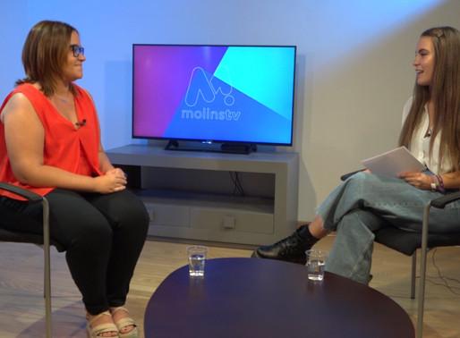 Entrevista a la regidora Ainoa García sobre la Festa Major