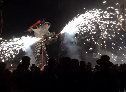 El Camell torna a sortir per Carnaval