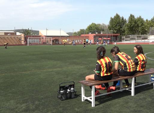 El Molins de Rei C.F. celebra el II Torneig de Futbol Femení