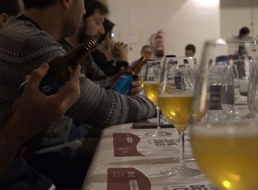 Primers actes de la Candelera 2020 (conferència empresarial i tast de cervesa)