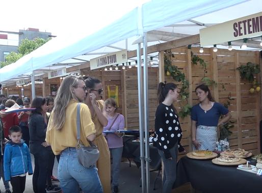 Èxit d'assistents a la 2a Mostra Gastronòmica al Carrer 'Molins B de Gust''