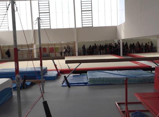 Inaugurats el gimnàs i el rocòdrom de la Zona Esportiva Ricard Ginebreda