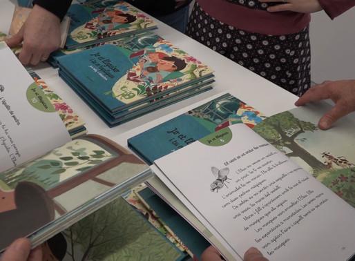 Presentació del llibre 'Jo et llegeixo i tu m'expliques'