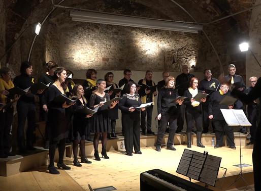 L'Orfeó Català cantarà al Foment Cultural i Artístic el 7 de març