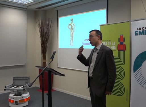 Conferència empresarial 'La integració de la robòtica col·laborativa industrial i de serveis a les P