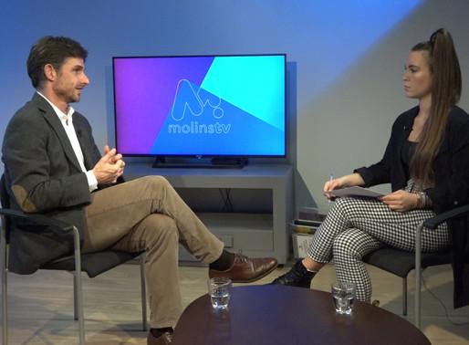 Entrevista a l'alcalde Xavi Paz