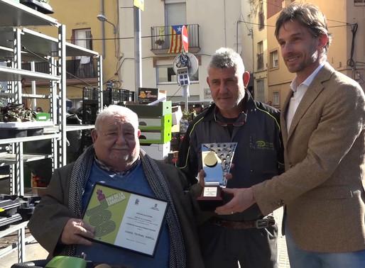 Viveros Frutales Duran torna a guanyar el premi al millor planter d'arbres fruiters