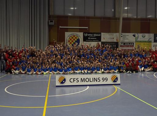 El Club Futbol Sala Molins 99 presenta la nova temporada