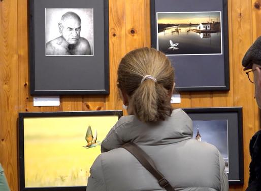 Inauguració de l'exposició Premis Clic de Fotografia de Molins i lliurament de premis