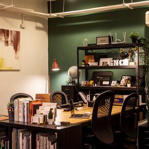 辦公室大改造/工作室大改造