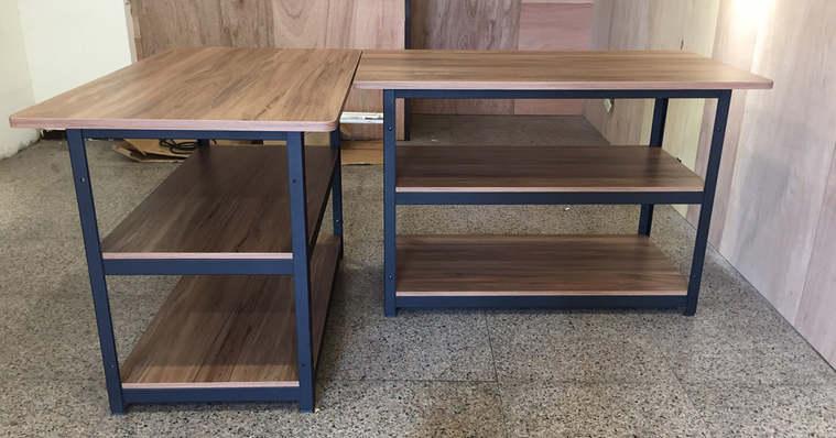 外蓋式桌板-切爾克斯核+封孔柱