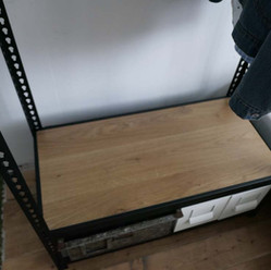 木板內嵌式