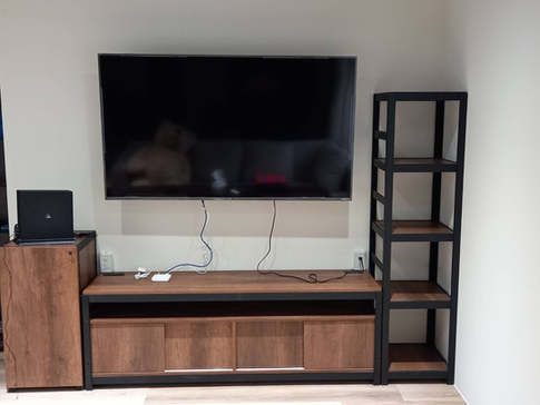 角鋼電視櫃架組