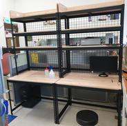 角鋼組合工作桌訂做