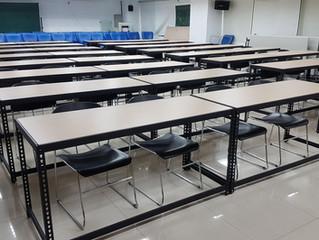 角鋼桌 工作桌 展示桌