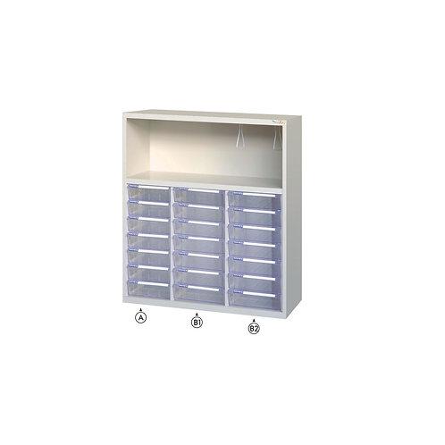 印表機櫃-附文件抽x21