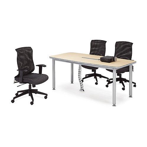 圓弧線槽會議桌-BT系列