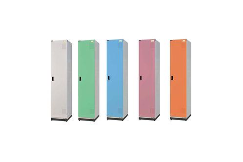 全鋼門片-鑰匙置物衣櫃(高)W39.3D45H185.2cm