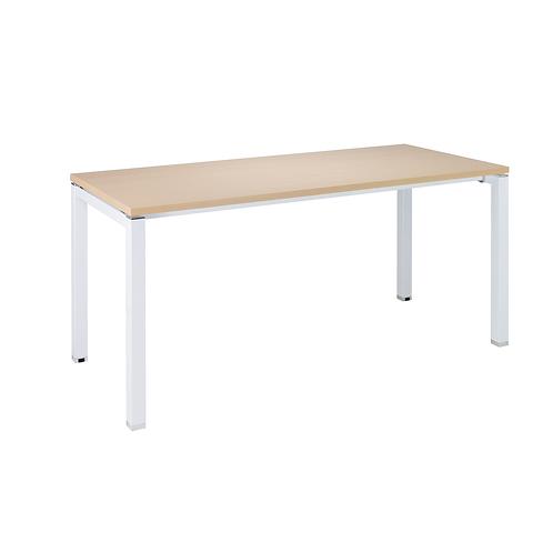 精緻方管獨立桌W160xD80