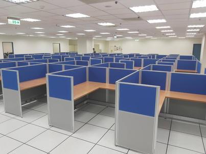 安寶辦公傢俱 辦公屏風 辦公桌 辦公室規劃