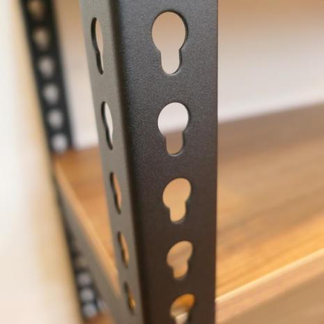 黑砂紋角鋼立柱