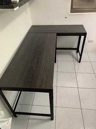 6357書桌電腦桌L桌碳黑橡木-2.jpg
