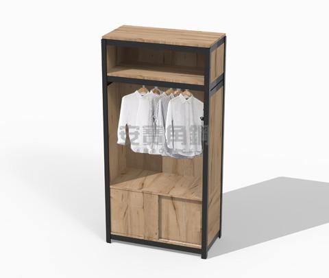 衣櫃組三面封板