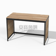 桌+下ㄇ+兩側封板