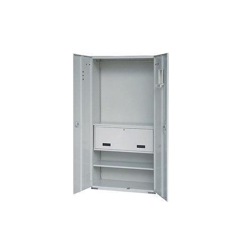 大公文櫃附卷宗櫃、1層板w90d45h180cm