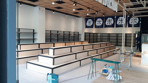 角鋼貨品展示架