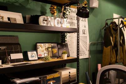 黑砂紋角鋼置物層架書架