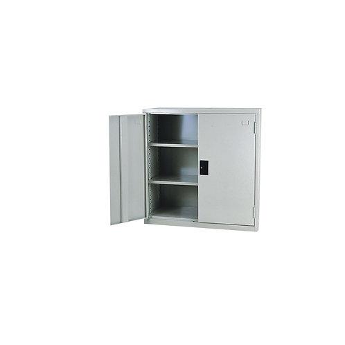 三層公文櫃工具櫃附鎖-W88xD40xH88cm