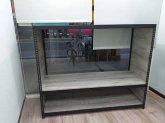 角鋼櫃兩側封板