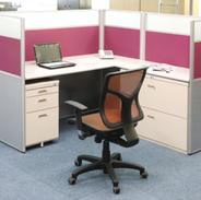 L型辦公桌