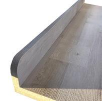 木屏風擋板