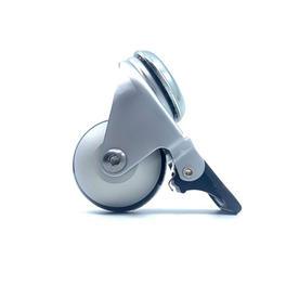 升降桌專用鋁輪