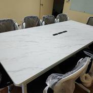 大角鋼會議桌訂做
